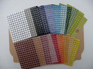 Brillant micro mosaique mix couleurs par 200g