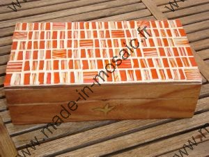 BOITE VETROCRISAL POP ORANGE de ST BULIARD