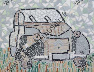 Made in mosaic propose des tables en mosaique mosaic autant de modeles en mosaiques - Modele de creation en mosaique ...