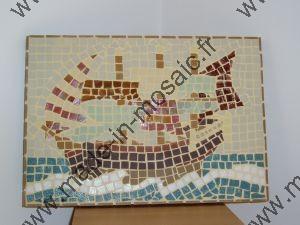 Mod le de mosa que comme des tableaux en mosaique - Modele mosaique a imprimer ...