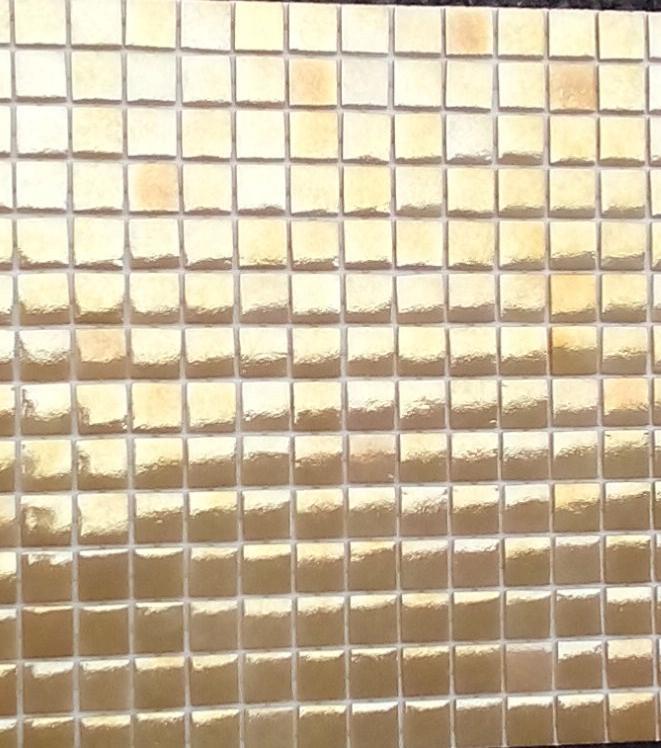 Mosaique maux dor lisse maux par plaque achat de for Carreaux de briare