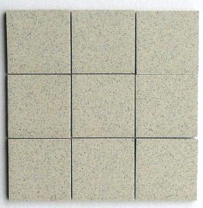 Mosaique carrelage gris mouchet granit 5cm mat au m for Carrelage mouchete