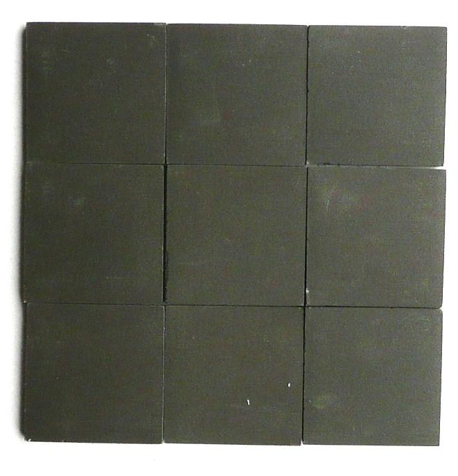 Mosaique carrelage noir 5 cm mat au m achat de for Carrelage 5 cm