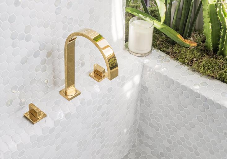 Mosaïque pour Piscine et salle de bain au M² - Carrelage en Pâte de ...