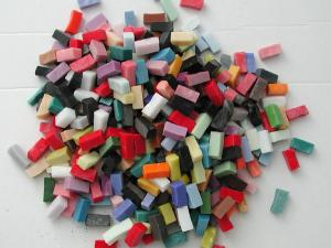 Assortiment mosaïque smalt new par 500 g