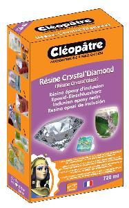 Résine crystal'Diamond 720 ml