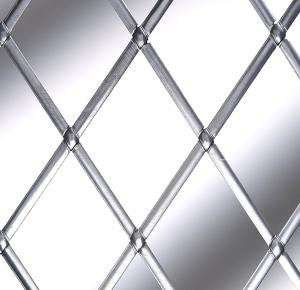 Ruban de plomb au m tre de 12 mm autocollant pour vitrail for Miroir vitrail modeles