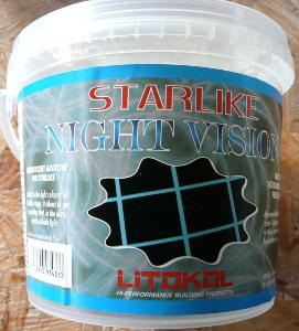 "Additif starlike night vision ""photo-luminescent"