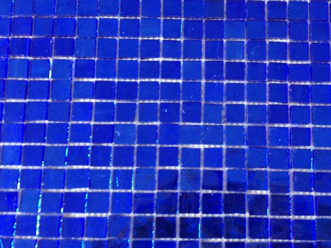 mosa que miroir bleu cobalt en plaque achat et vente de. Black Bedroom Furniture Sets. Home Design Ideas