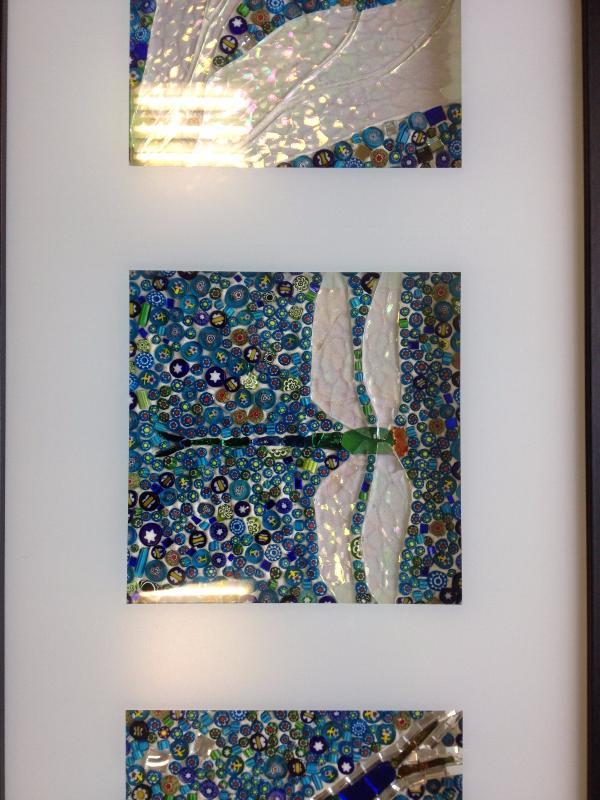 cadre photo en mosa que modele cadre millifiori en mosa ques objet chez made in mosaic. Black Bedroom Furniture Sets. Home Design Ideas