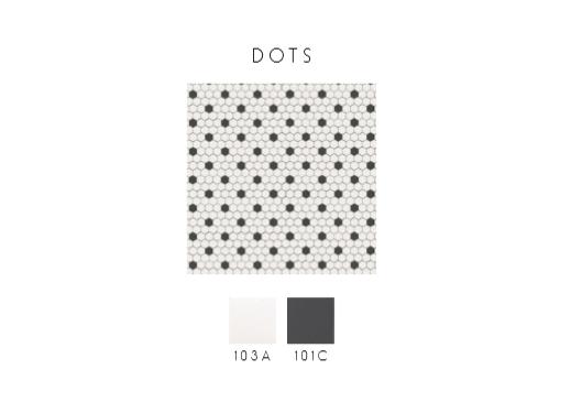 Mosaique Decor Fleur Blanche Art Deco Hexagone Blanc Et Noir 1 M