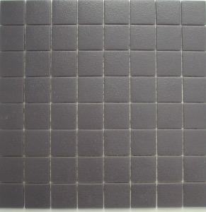 Mosa que carrelage gris mauve fonc 4 cm par plaque for Achat carrelage mosaique
