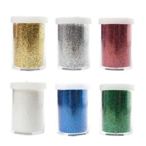 Paillettes set 6 couleurs en tubes