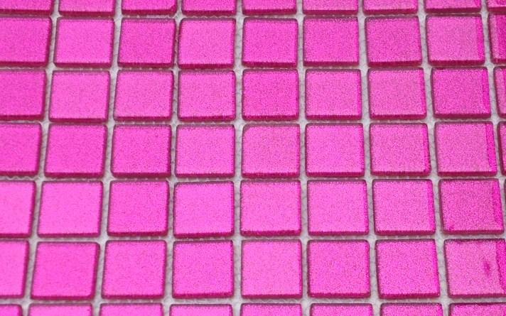 mosa que p te de verre couleur paillette rose framboise plaque vente de mosa que salle de bain. Black Bedroom Furniture Sets. Home Design Ideas