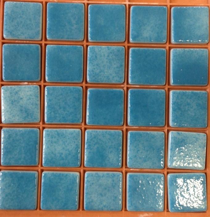 mosaique emaux de verre mosaique bleu turquoise fonc. Black Bedroom Furniture Sets. Home Design Ideas