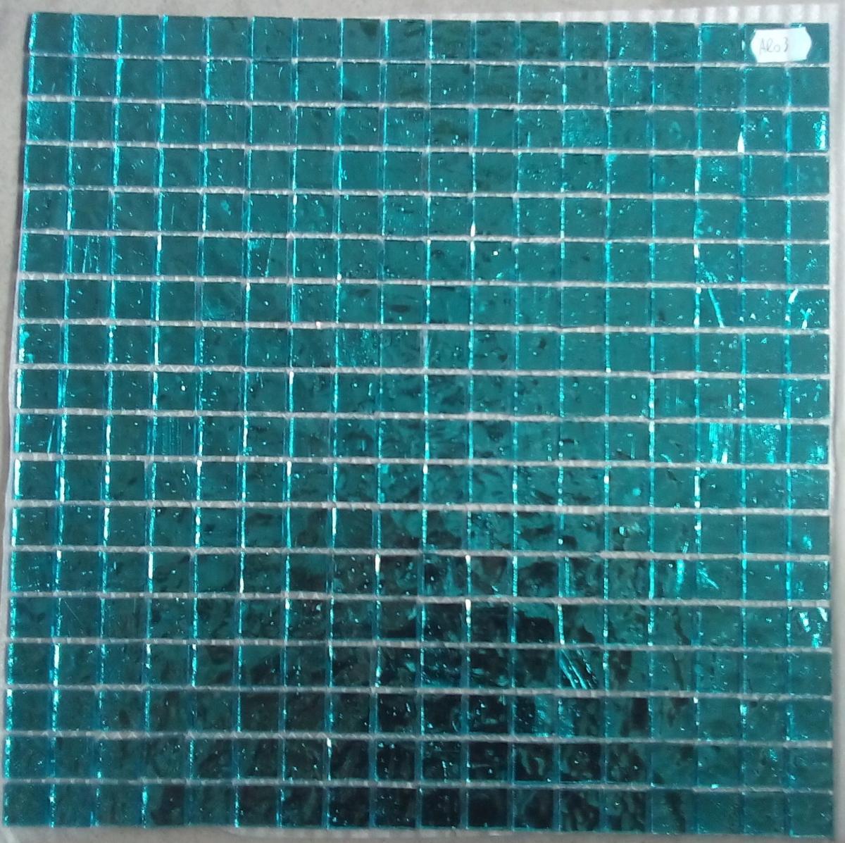 mosa que miroir et verre mosa que bleu cyan martel 1 5. Black Bedroom Furniture Sets. Home Design Ideas