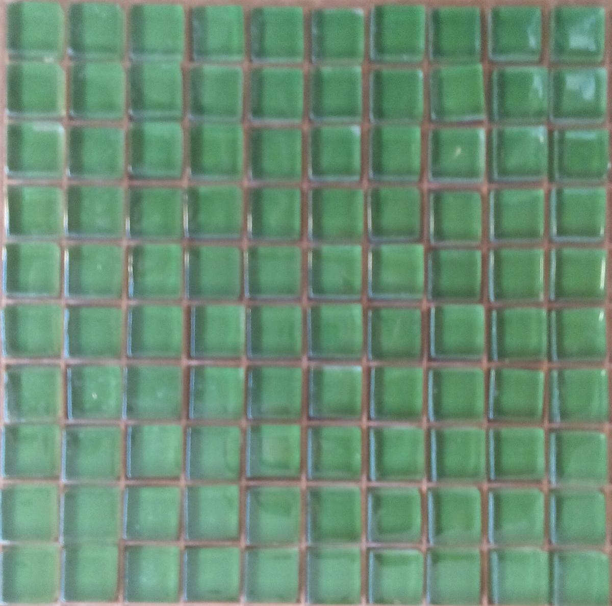 mosa que p te de verre couleur vert fonc plaque vente de mosa que salle de bain. Black Bedroom Furniture Sets. Home Design Ideas