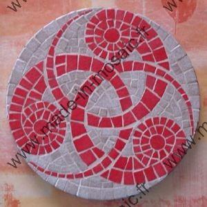 Mod le de mosa que comme des tableaux en mosaique - Dessin mosaique a imprimer ...