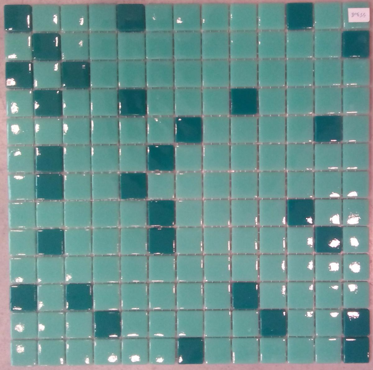 Carrelage Mosaique Vert - Alamode-furniture.com