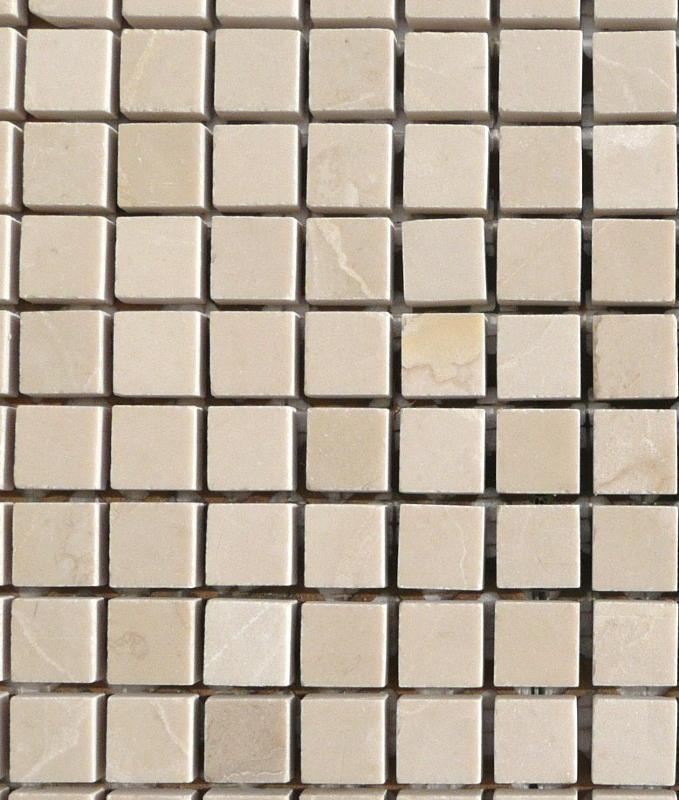 mosa que en marbre achats vente mosa que couleur blanc. Black Bedroom Furniture Sets. Home Design Ideas