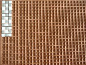 grille de montage p te de verre 9 5 mm mosa que achat grille de montage personnalise sa mosa que. Black Bedroom Furniture Sets. Home Design Ideas