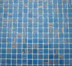 mosaique sol et mur bleu roi fonc gemm au m achats mosa que p te de verre. Black Bedroom Furniture Sets. Home Design Ideas