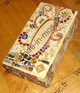 Made in mosaic propose des tables en mosaique mosaic autant de modeles en mosaiques - Modele mosaique pour plateau ...