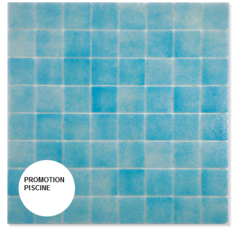 Mosa que carrelage antid rapant bleu piscine 4 cm par for Carrelage piscine antiderapant