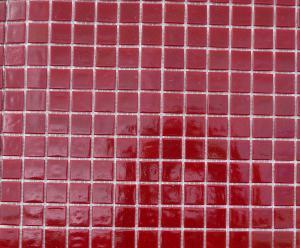 mosa que p tes de verre vente en ligne de mosaique p te de verre rouge fonc 2 cm plaquette. Black Bedroom Furniture Sets. Home Design Ideas
