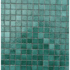 mosa que maux de briare buis vert fonc par plaque de 34. Black Bedroom Furniture Sets. Home Design Ideas