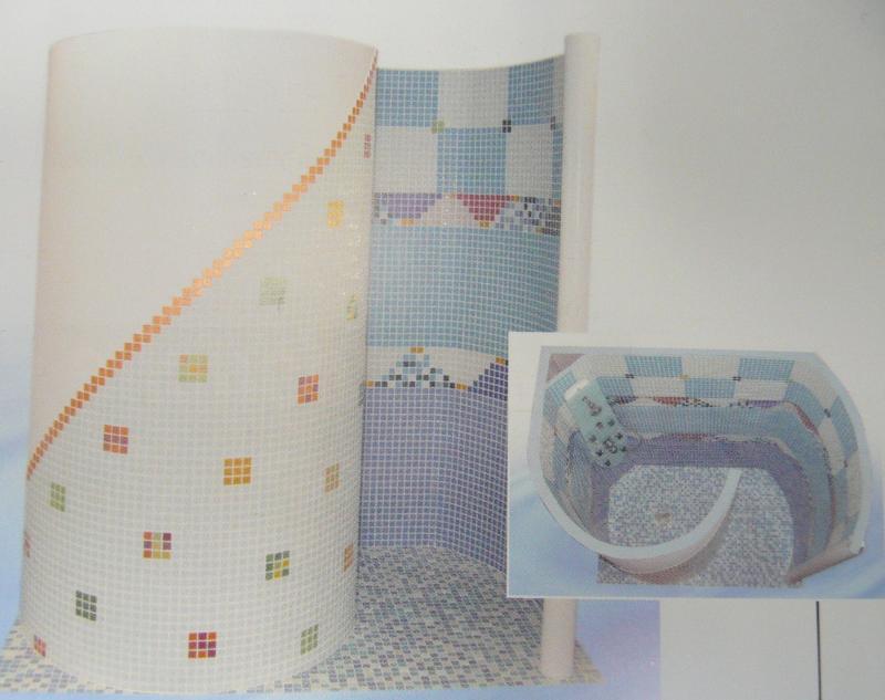 cabine de douche mosaique panneaux pour douche l. Black Bedroom Furniture Sets. Home Design Ideas