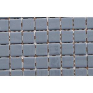 mosa que maux de verre gris fonc par plaque de 33 5 cm. Black Bedroom Furniture Sets. Home Design Ideas
