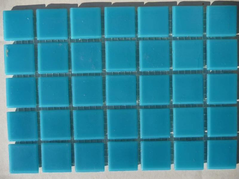 carrelage mosaique bleu turquoise obasinc