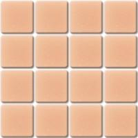 Rose mosaïque Rose 15A pur Smalti brillant 1.5 cm par plaque