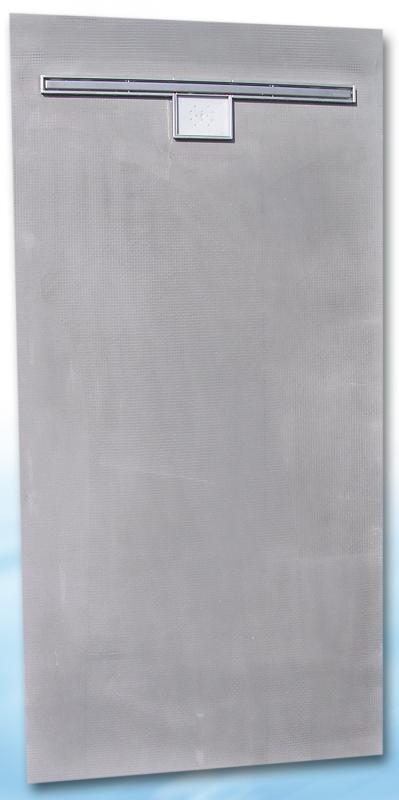 Cabine de douche mosaique panneaux pour douche l for Bac pour douche a l italienne