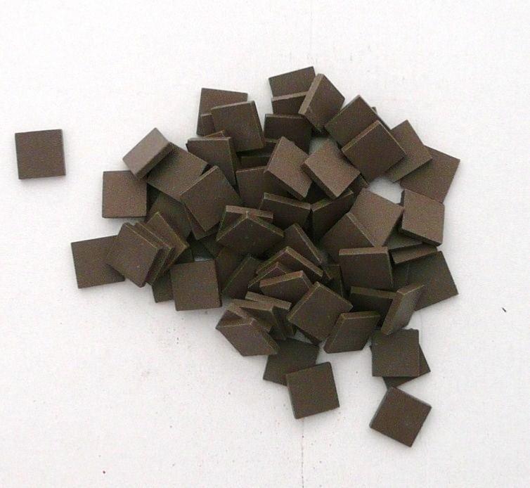 gr s antique micro mosa que brun chocolat mat 1 2 cm achat de gr s antique pour mosaique. Black Bedroom Furniture Sets. Home Design Ideas