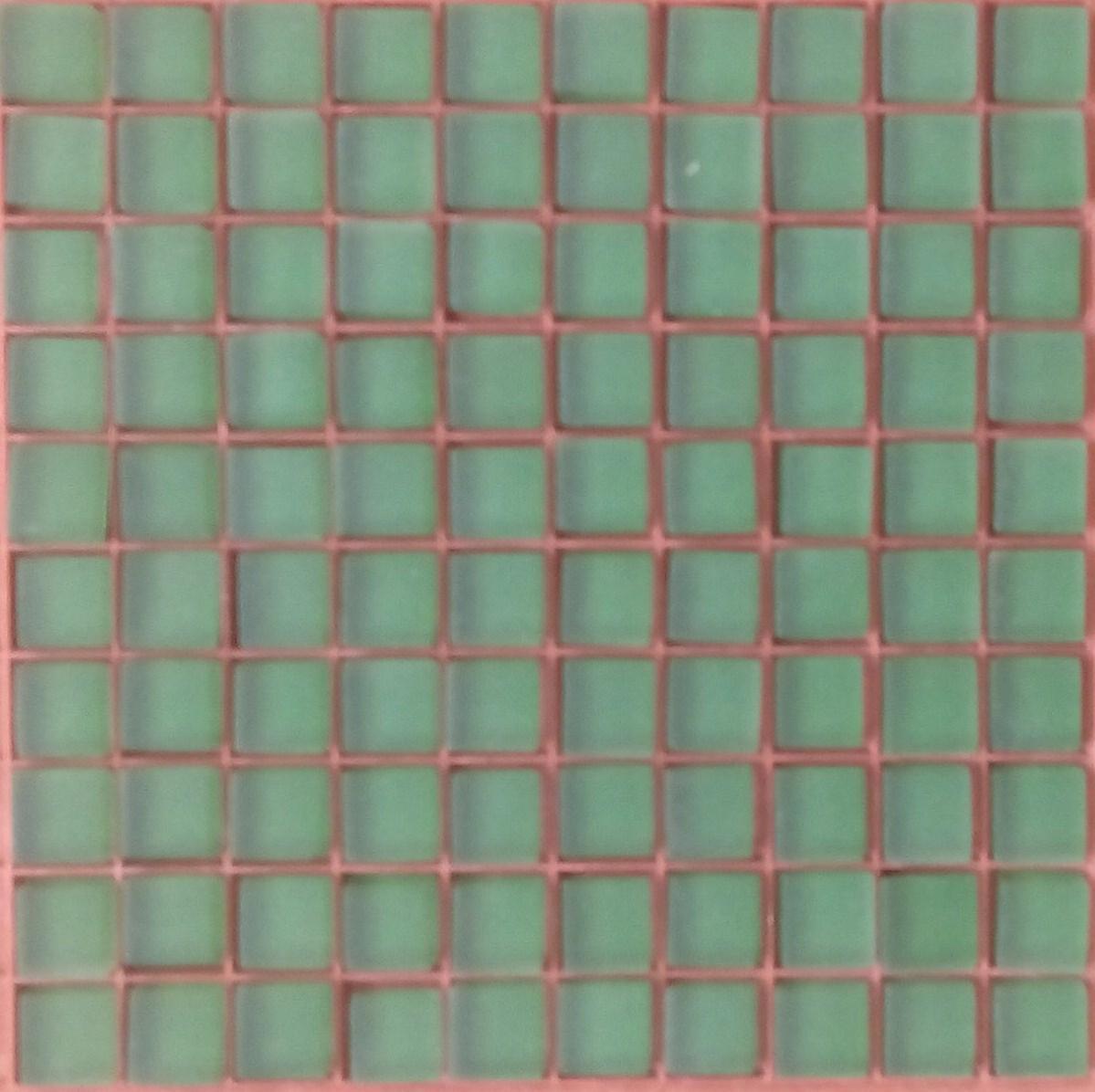 mosa que p te de verre couleur vert r sine mat plaque vente de mosa que salle de bain. Black Bedroom Furniture Sets. Home Design Ideas