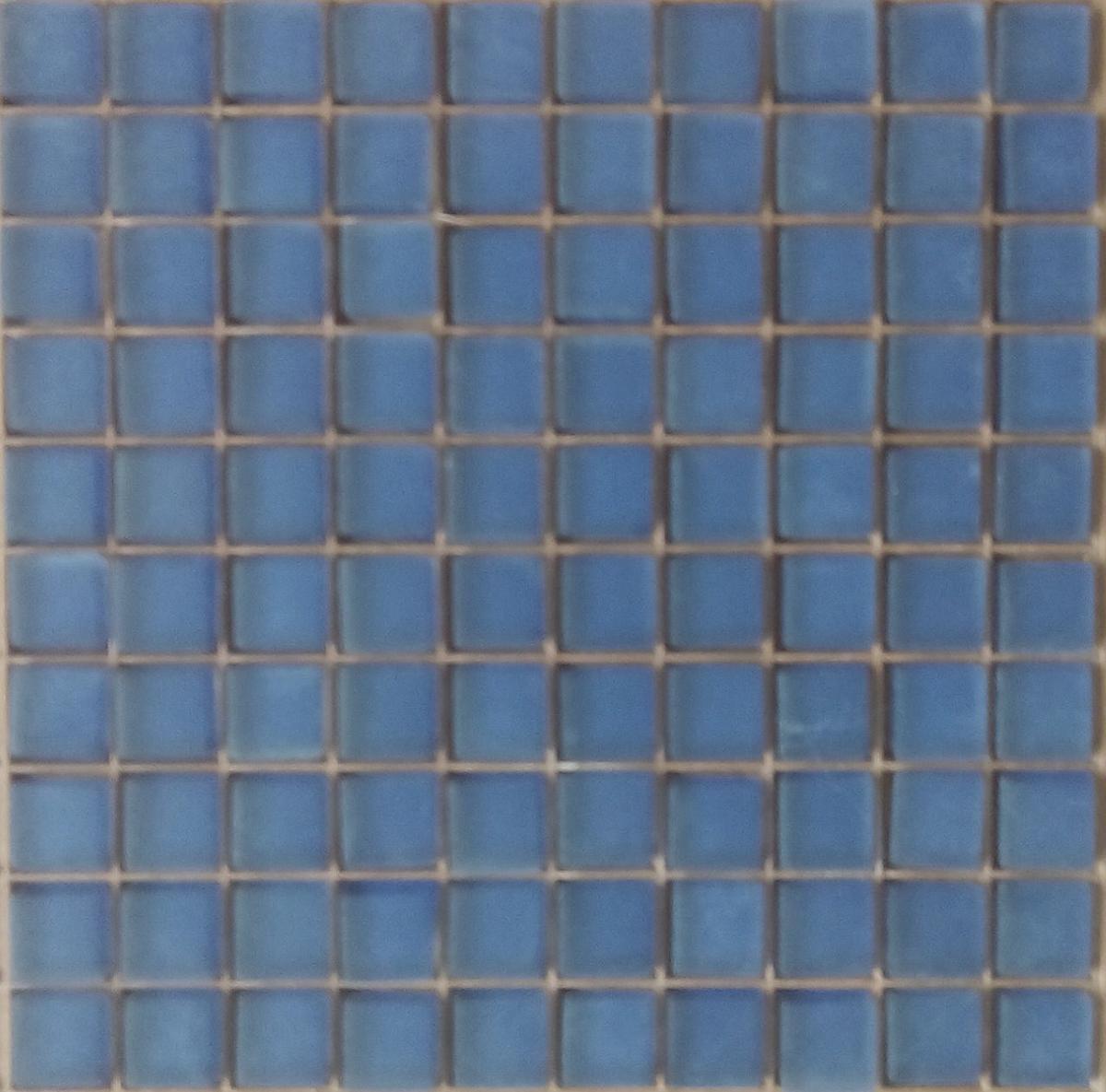 mosa que p te de verre couleur bleu marine mat plaque vente de mosa que salle de bain. Black Bedroom Furniture Sets. Home Design Ideas