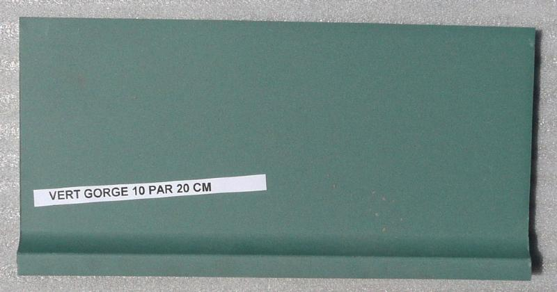 Carrelage plinthe gorge vert mat achat de carrelage - Plinthe a gorge ...