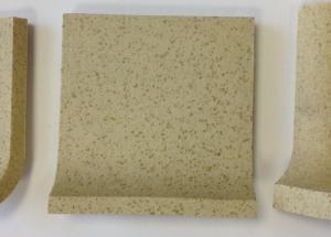 plinthe et carrelage gr s 10 par 10cm propos par made in mosaique. Black Bedroom Furniture Sets. Home Design Ideas