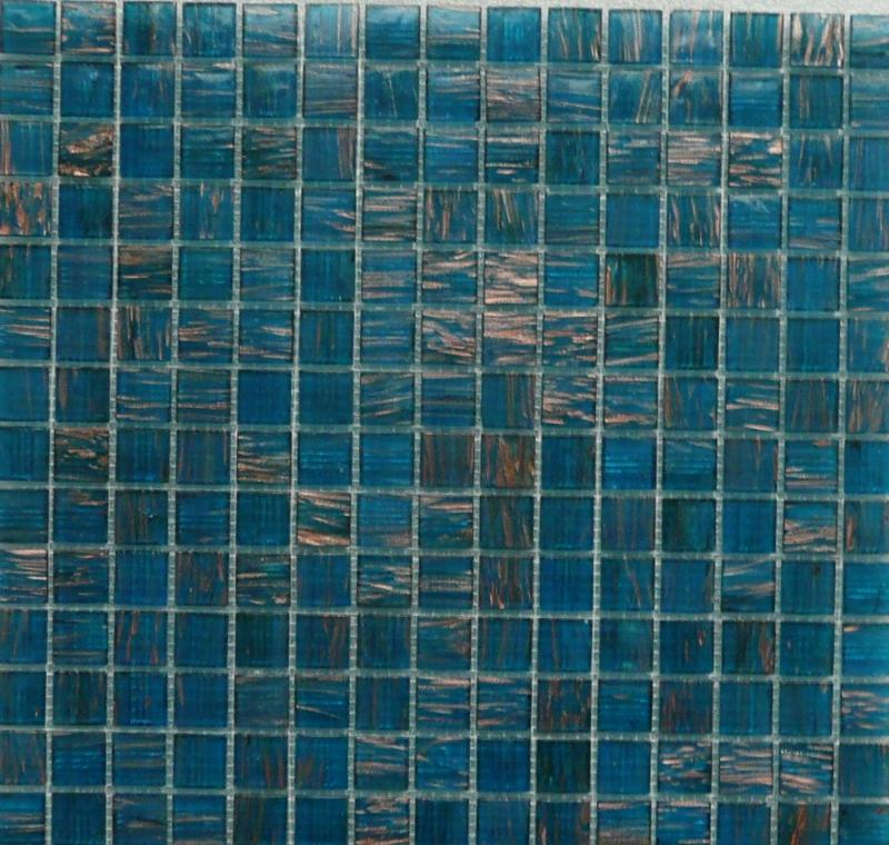 Best mosaique turquoise contemporary awesome interior - Carrelage bleu turquoise ...