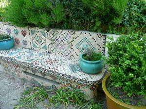 Decouvrez des cr ations mosaiques de made in mosaic - Mosaique sur mur exterieur ...