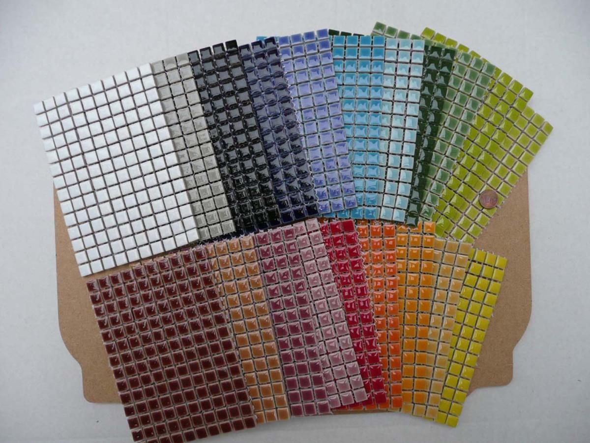 micro mosaique c ramique maill m lange couleur achat de micro pour mosaique. Black Bedroom Furniture Sets. Home Design Ideas