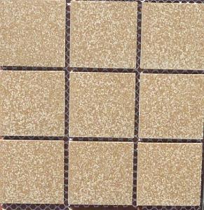 Mosaique carrelage brun porphyre mouchet 5cm mat achat for Carrelage mouchete