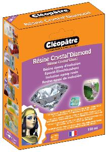 Résine crystal'Diamond 150 ml