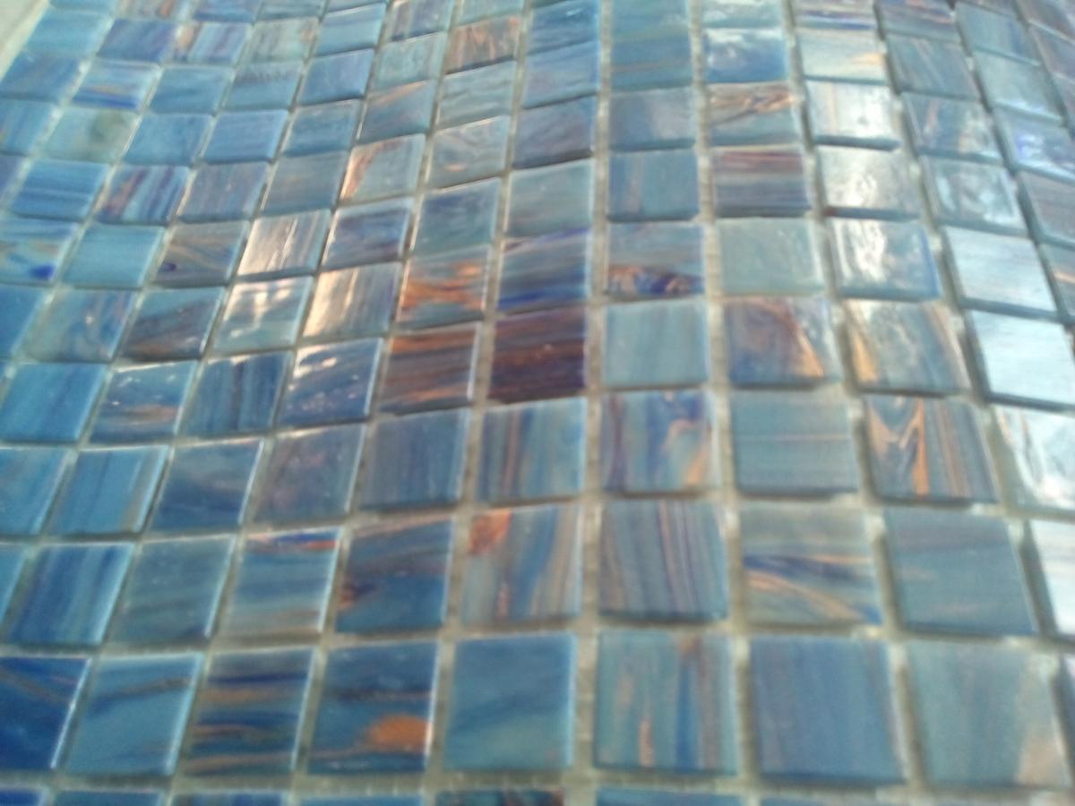 mosa que pour piscine p tes de verre bleu grand fond au m mosa que de p te de verre m lange 2 cm. Black Bedroom Furniture Sets. Home Design Ideas