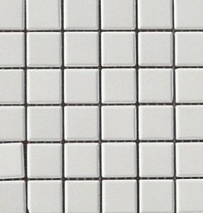 mosa que plaque carrelage blanc neige mat achat de carrelage gr s pour mosaique et sol. Black Bedroom Furniture Sets. Home Design Ideas