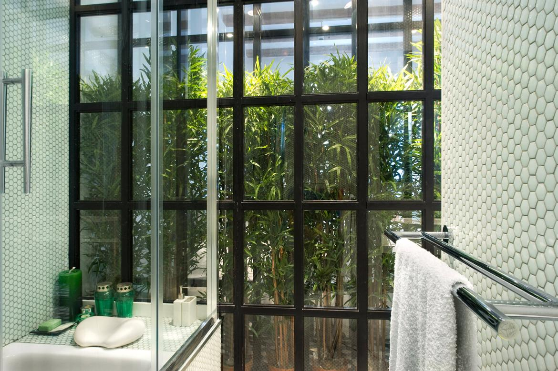 mosa que p te de verre hexagone blanc plaque achat de mosa que salle de bain hexagonale. Black Bedroom Furniture Sets. Home Design Ideas