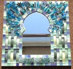 Decouvrez Des Modeles De Miroir Oriental Mosaiques De Made In Mosaic Miroir Oriental En Mosaique