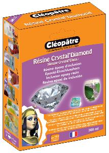 Résine crystal'Diamond 360 ml